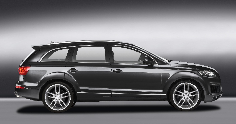 Audi - Q7 preparado por Caractere Exclusive Audi Q7