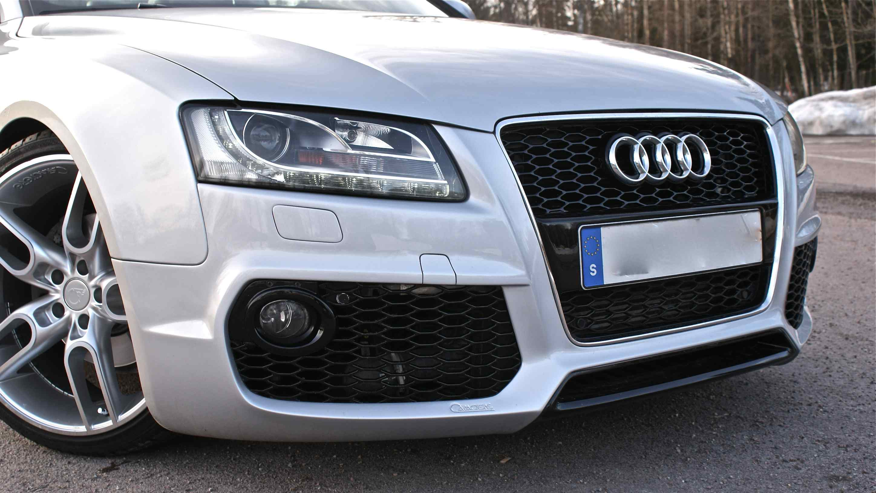 Audi A5 by Caractere Exclusive