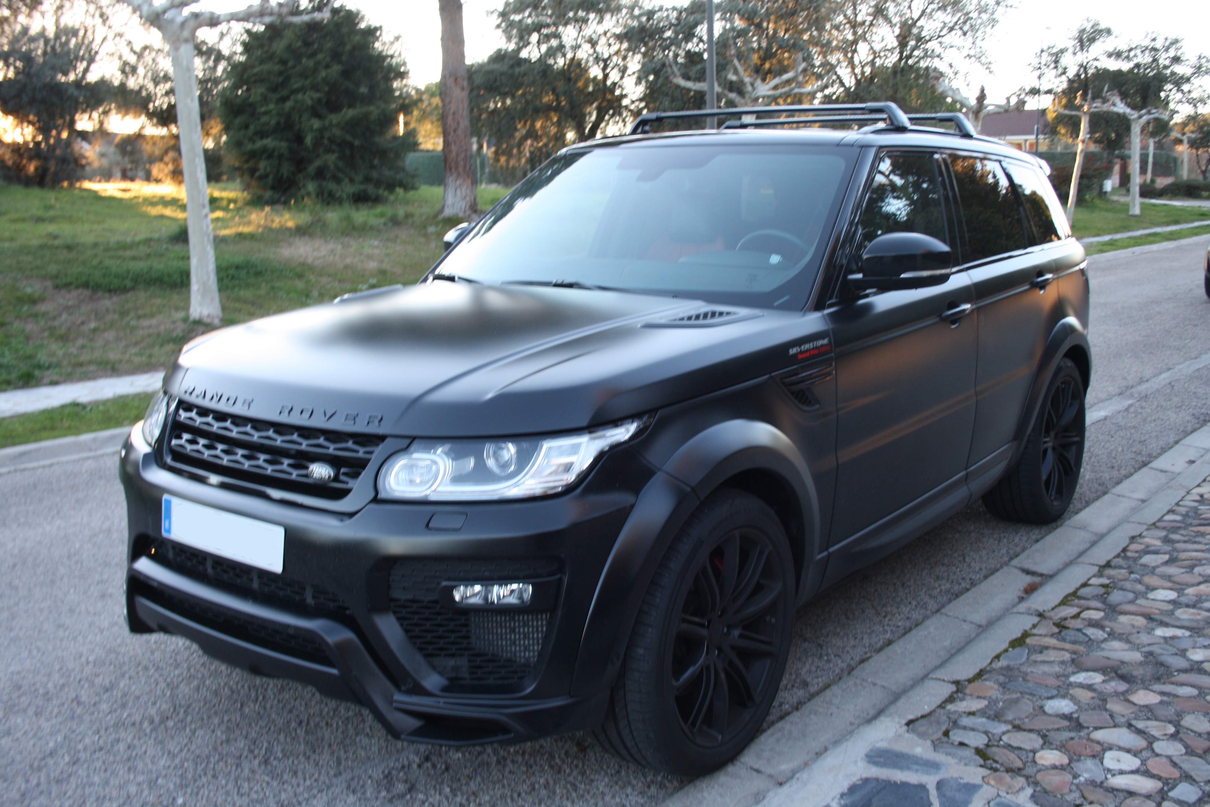 Ranger Rover Sport by Caractere Exclusive