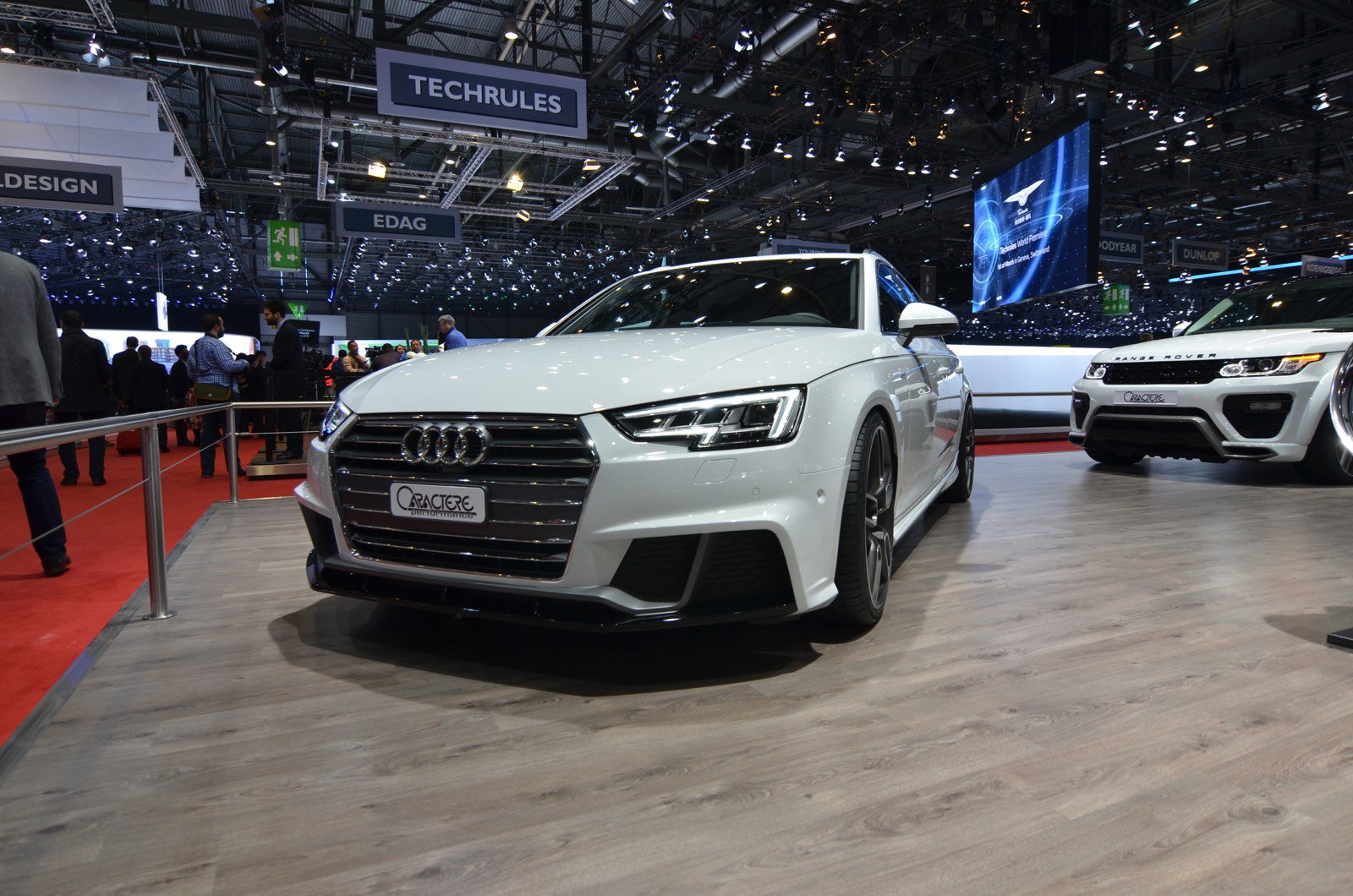 Audi A4 by Caractere Exclusive